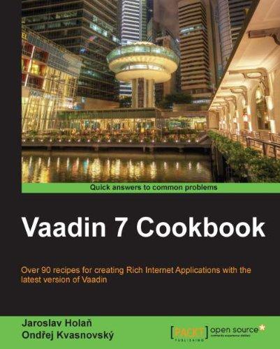 Vaadin 7 Cookbook (English Edition)
