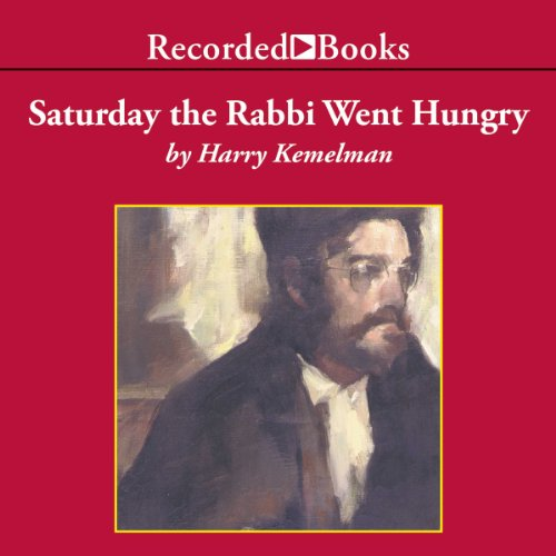 Saturday the Rabbi Went Hungry cover art