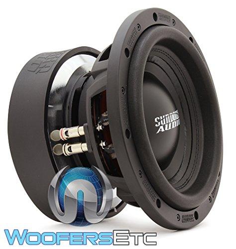 Sundown Audio U-10 D2 10  1500W RMS Dual 2-Ohm U-Series Subwoofer
