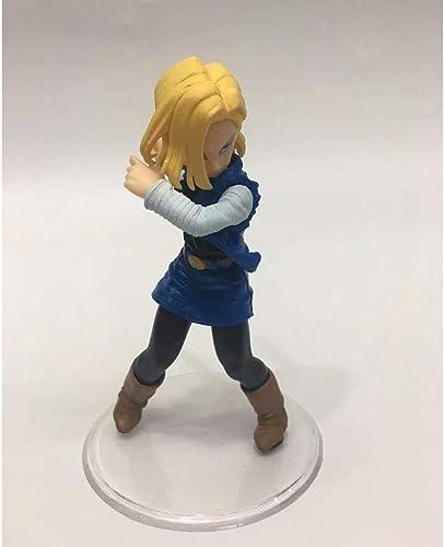 SMBYLL Collection De Personnages De Dessins Animés Objets D'artisanat Cadeau d'anniversaire 11CM Modèle Anime
