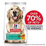 Hill's Science Diet Dry Dog Food, Adult, Perfect Weight for Healthy...