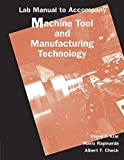 Machine Tool And Manufacturing Technology (Machine Tools)
