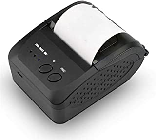 USB Thermal Printer 58Mm Mini Portable Wireless USB Receipt Ticket POS Printer Printing for Ios Android Windows (58Mm,USB)
