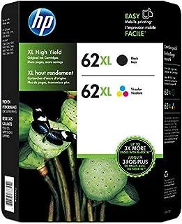 62XL Black/Color Combo Ink Cartridges, 2 pk