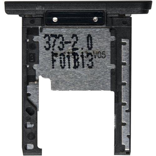 Original Nokia SD-Kartenhalter black für Nokia Lumia 1520 - 0269D92