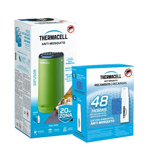 ThermaCELL MRPSG + R1 Pack Difusor Verde + Recambios 48h