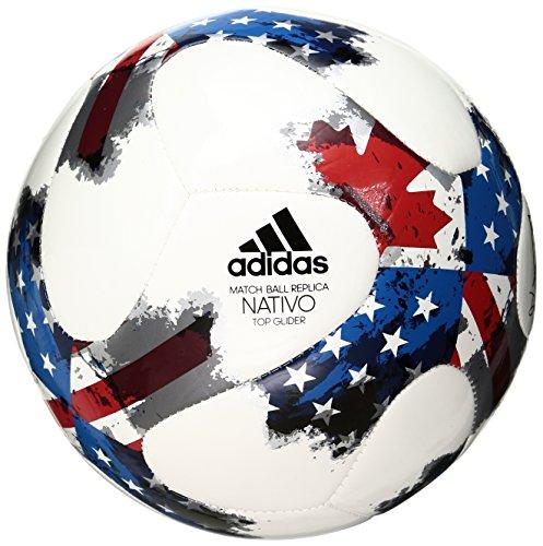adidas Performance 2017 MLS Top Glider Soccer Ball