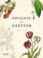 Botanik für Gärtner: Von