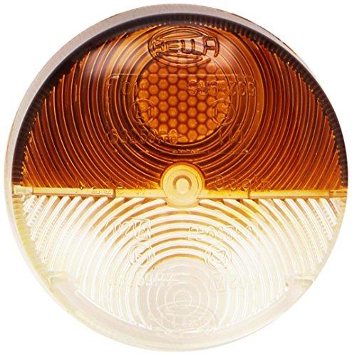 HELLA 2BE 003 185-031 Blinkleuchte - C5W/P21W - Anbau - Einbauort: links/rechts/vorne