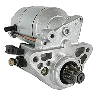 DB Electrical SND0483 Starter For 4.7 4.7L Tundra 00 01 02 03 04 05 06 07 08 09 / Sequoia 01-05 / 4 Runner 03-09 / Lexus GX470 03-04 / 28100-50040