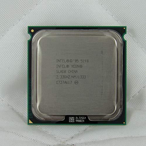 Intel SLAGB–Prozessor Intel Xeon 5140/2.33GHz, 4m Cache, 1333MHz