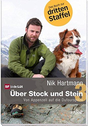 3: Von Appenzell auf die Dufourspitze.