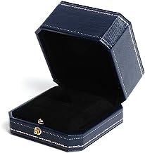Bciou Vintage Design Luxe Ring Box Perfect Engagement Prop Valentine Bruiloft Geschenken