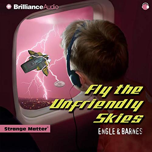 Fly the Unfriendly Skies audiobook cover art