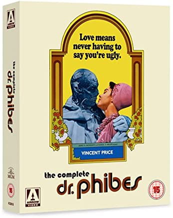 Dr Phibes Collection anglais