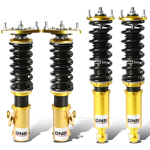 Replacement for 240SX Performance Suspension Strut Damper with Coilover Complete Kit S13