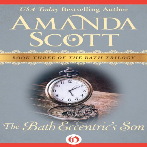 The Bath Eccentric's Son audiobook cover art