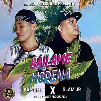 Bailame Morena (feat. Slam Jr)