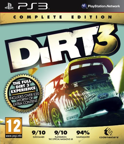 [UK-Import]DiRT 3 Complete Edition Game PS3