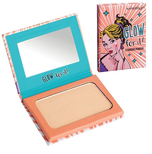 Misslyn Glow For It! Strobing Powder, 6 g