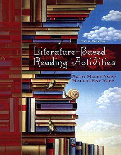 Literature-Based Reading Activities