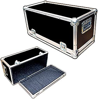 Head Amplifier 1/4 Ply Light Duty ATA Case with All Recessed Hardware Fits Marshall Valvestate I 8100