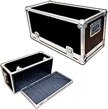 Head Amplifier 1/4 Ply Light Duty ATA Case with All Recessed Hardware Fits Hughes & Kettner Triamp Mk2 Mkii