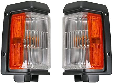 Side Corner Parking Shipping included Light Set Pair for Max 47% OFF D21 Pathfinder Nissan Pic