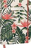 Bullet Journal 'Coral Botanics' 05: Mit Punkteraster, Seiten für Index, Key und Future Log sowie...