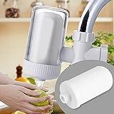 Sistema de filtración de agua del grifo de reemplazo del filtro de agua del grifo para el purificador de la cocina