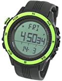 LAD WEATHER ラドウェザー 腕時計 ドイツ製センサー 高度計/気圧計/温度計/天気予測 アウトドア 時計 メンズ/レディース