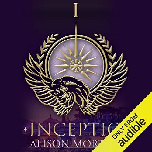 Inceptio audiobook cover art