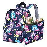 ByBetty Kinder-Rucksack für Kinder, leicht, für Vorschulkinder und Kleinkinder, süßer Druck,...