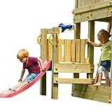 Demmelhuber Blue Rabbit 2.0 Podest mit Rutsche @Platform Spielturm Rutsche Babyrutsche...