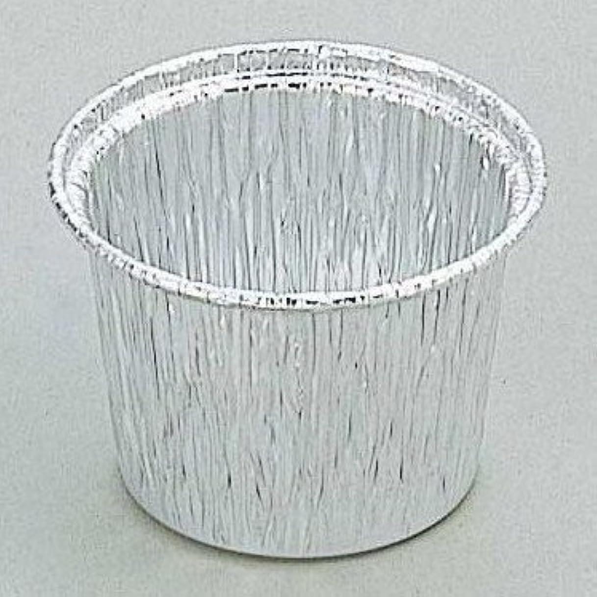 大混乱アプト米ドル丸型カップ 8cm A4080D 100枚シュリンク包装