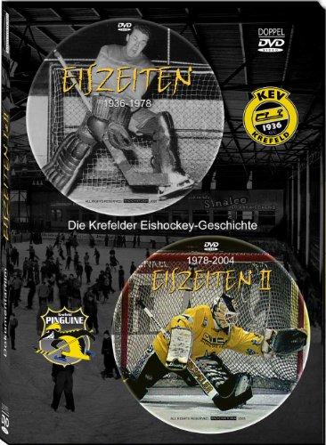 EISZEITEN I&II Die Krefelder Eishockey-Geschichte [2 DVDs]