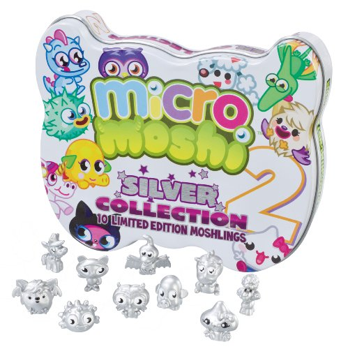 Moshi Monsters Micro Silber Sammeldose - Edition 2 [UK Import]