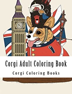 Best welsh corgi coloring pages Reviews