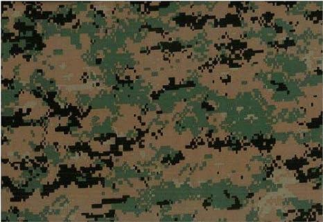 21 x 21 made by USMC Hobbyist USMC MARPAT Desert Camouflage Lovie Baby Rag Quilt License 19097