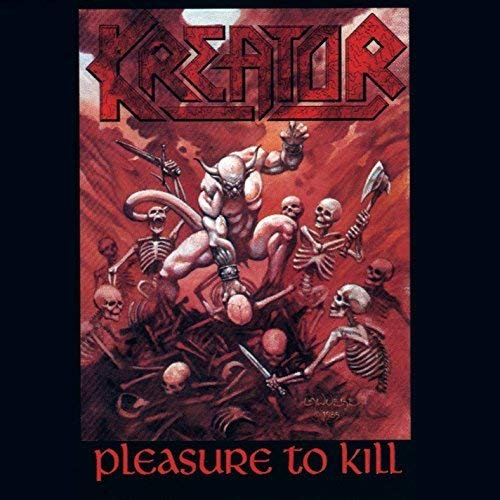 Kreator - Pleasure To Kill [Disco de Vinil]
