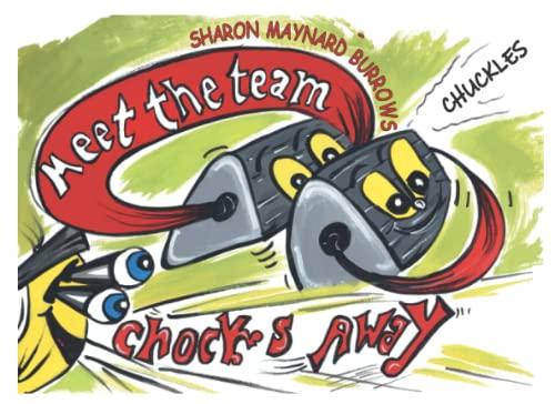 Scritto Da Sharon Maynard Burrows Chocks Away Meet The Team Read Epub Pdf