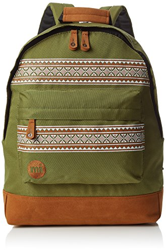 Mi-Pac Nordic Backpack Mochila Tipo Casual, 41 cm, 17 Litros, Khaki