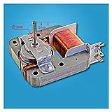 Repuestos para hornos Horno de microondas original de 2 pines Ventilador de refrigeración del motor para MDT-10CEF 220V 18W Horno de microondas original de microondas 2 Pin Motor del ventilador Acceso