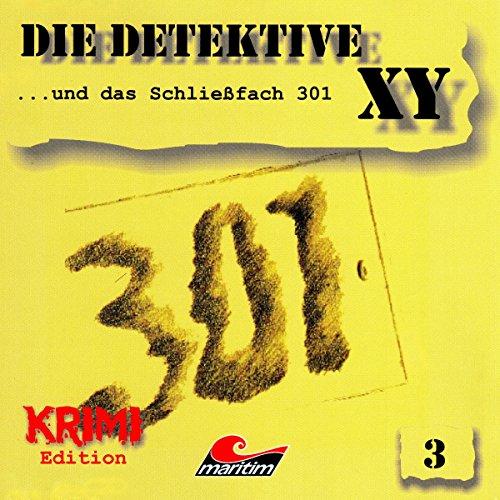 Couverture de Die Detektive XY ...und das Schließfach 301