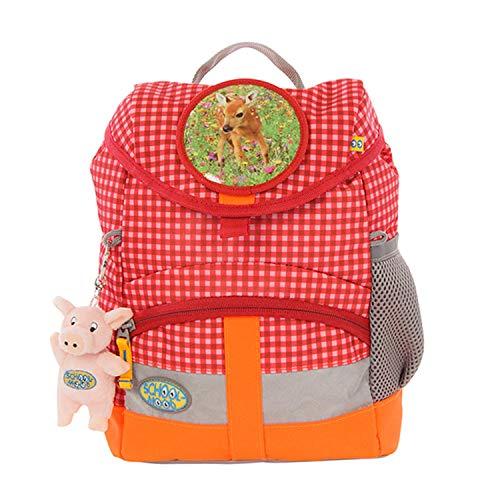 School-Mood Kindergartenrucksack Kiddy Lissy Rehkitz Lissy
