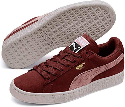 Puma Damen Suede Classic Wn's Sneaker, Mehrfarbig (Fired Brick-Bridal Rose 93), 38 EU