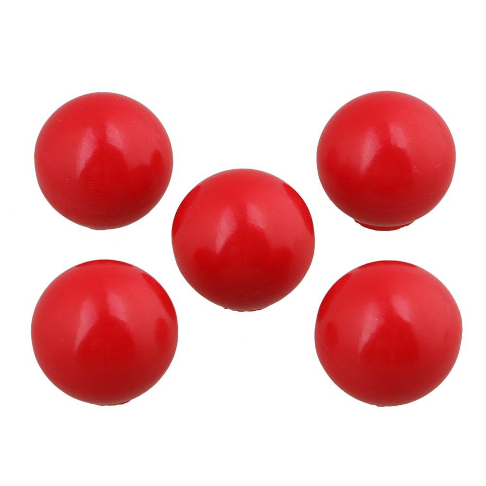 cnbtr bola roja Perilla forma de pelota de mango Machine Control ...