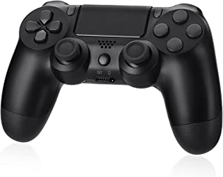 Controller Wireless PS-4, Gamepad Bluetooth per Play-Station 4 Touch Panel Game Controller con Shock a Doppia Vibrazione a...