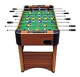 WNN-URG Inicio Juegos Adultos futbolín máquina de 8 Bar for Adultos Mesa de futbolín de Fútbol Sala Comercial de futbolín Máquina URG