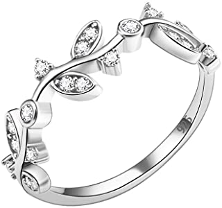 Jewels By Lux 925 Sterling Silver Complete With Stones Cubic Zirconia 14.28 mm Polished